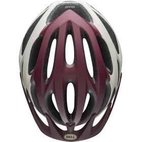 Bell Coast MIPS Kask rowerowy Kobiety, matte maroon/slate/sand